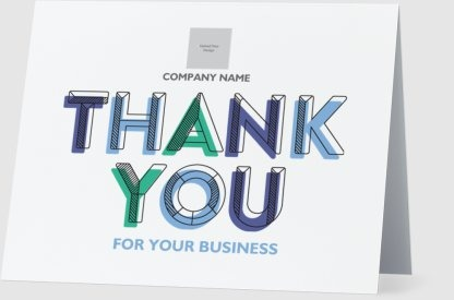 thank you for your business handwritten notes robot handwriting